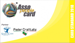 AssoPeople Card - Standard