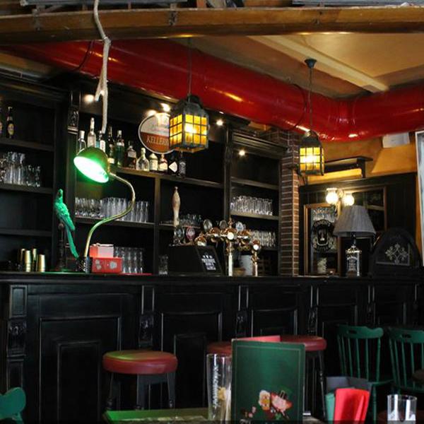 locale THADDEUS Pub Partner