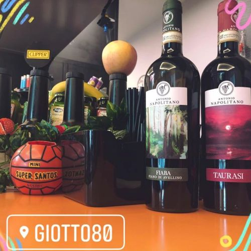 11-1 GIOTTO 80 - Bar dello Sport