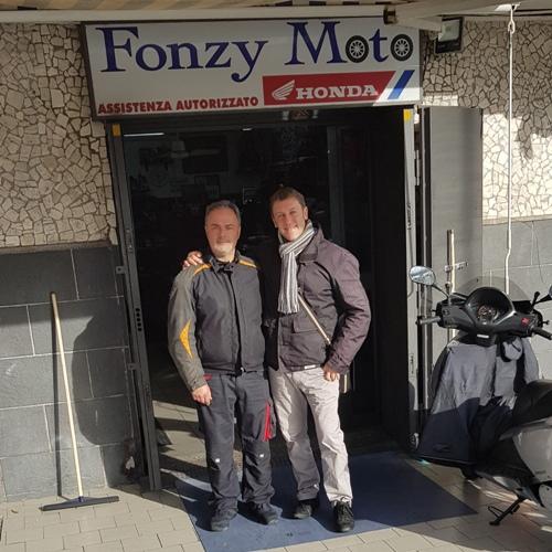 1A-1 FONZY MOTO